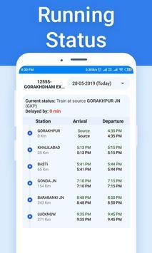 Train Running Status Live screenshot 1