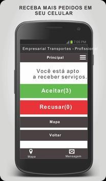 Empresarial Transportes - Profissional screenshot 1