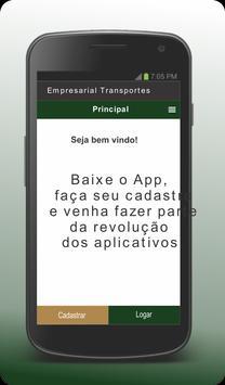 Empresarial Transportes - Cliente screenshot 2