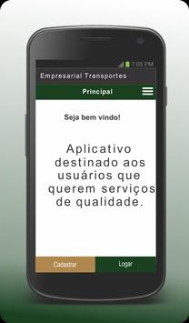 Empresarial Transportes - Cliente screenshot 3