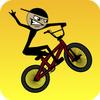 Stickman BMX-icoon