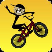 Stickman BMX icône