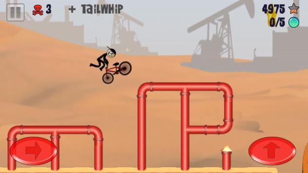 Stickman BMX screenshot 4