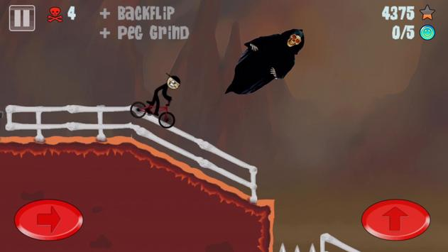 Stickman BMX screenshot 2