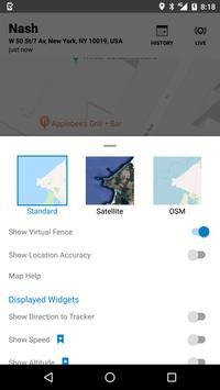 Tractive GPS imagem de tela 2