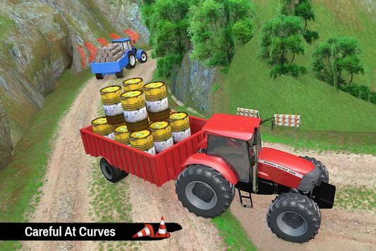 Tractor Trolley Parking Drive - Drive Parking Game screenshot 16