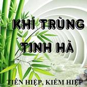 Khí Trùng Tinh Hà- Tiên Hiệp icon
