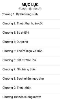 Truyen Tien Hiep- Sat Than screenshot 1
