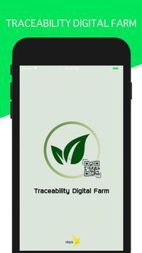 Tracebility Digital Farm poster