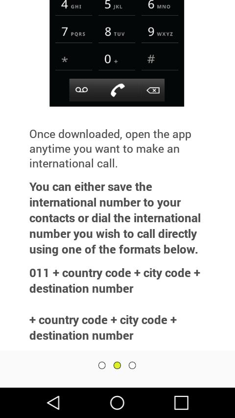 Simple Mobile International for Android - APK Download