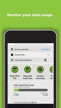 Simple Mobile My Account screenshot 2