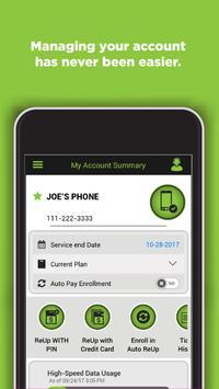 Simple Mobile My Account screenshot 1