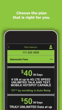Simple Mobile My Account screenshot 4