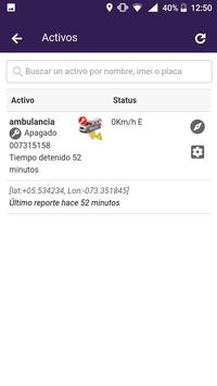 TrackGPS Colombia screenshot 4