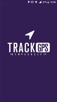TrackGPS Colombia poster