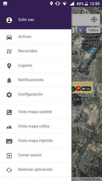 TrackGPS Colombia screenshot 1