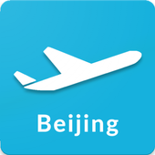 Beijing Airport Guide - Flight information PEK icon