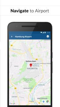 Hamburg Airport Guide screenshot 2
