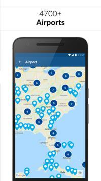Montréal Trudeau Airport: Flight information YUL screenshot 3