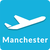 Manchester Airport Guide - Flight information MAN icon