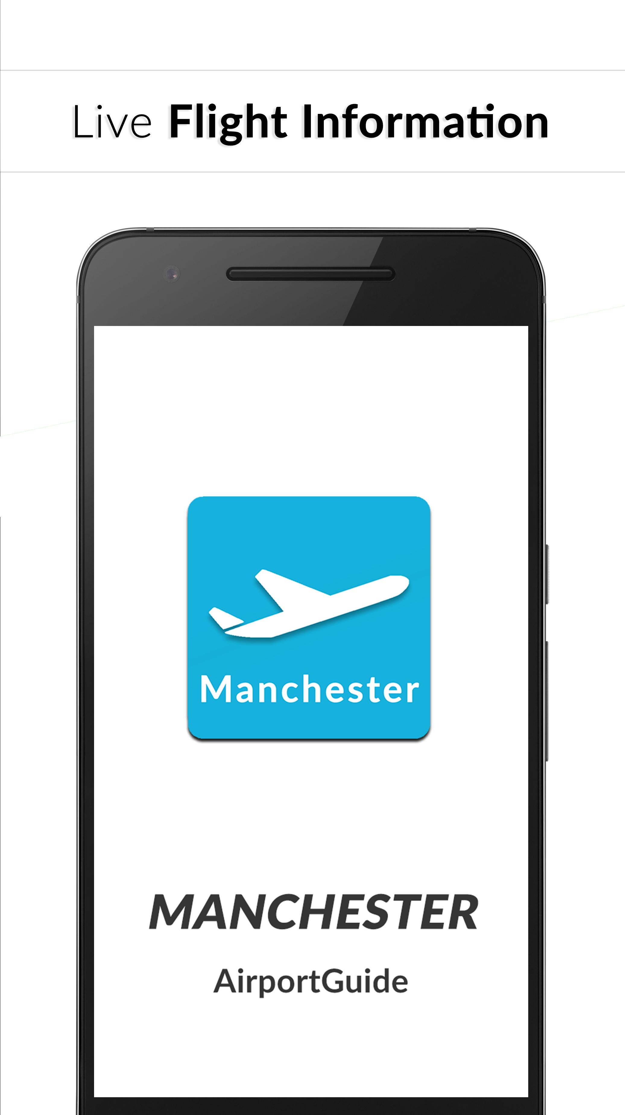 Manchester Airport Guide - Flight information MAN for Android - APK Download