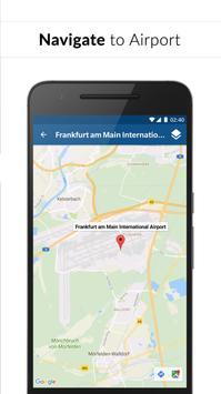 Manchester Airport Guide - Flight information MAN screenshot 2