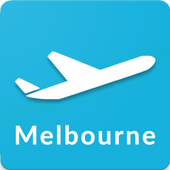 Melbourne Airport Guide - Flight information MEL icon