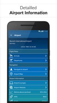 Munich Airport Guide - Flight information MUC screenshot 1