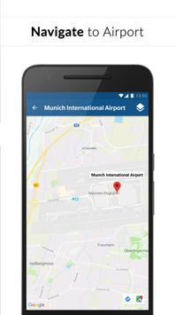 Munich Airport Guide - Flight information MUC screenshot 2