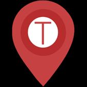 TrackOm2 GPS Tracking App icon