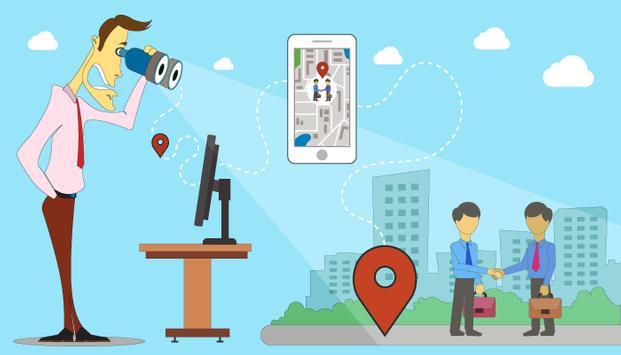 TrackOm2 GPS Tracking App screenshot 3
