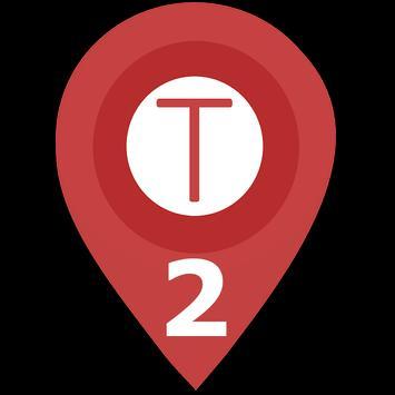 TrackOm2 GPS Tracking App poster