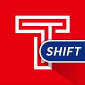 TrackTik SHIFT 图标