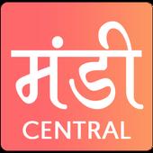 Mandi Central - Agriculture info & Mandi rates icon