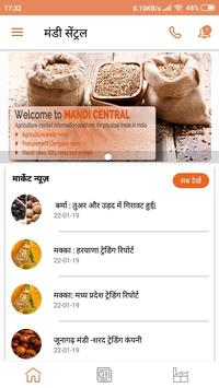 Mandi Central - Agriculture info & Mandi rates screenshot 1
