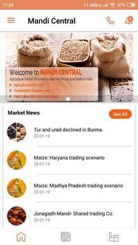 Mandi Central - Agriculture info & Mandi rates screenshot 4