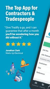 Tradify Poster