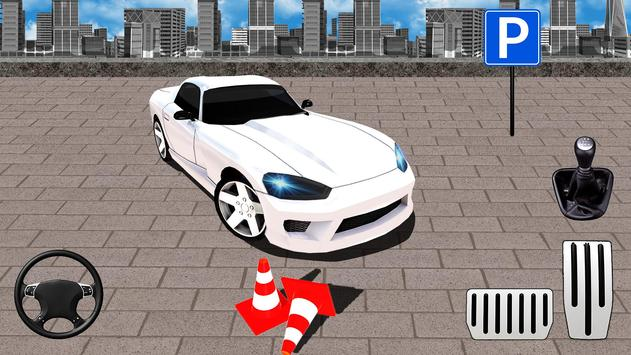 Muscle Car Drive Parking screenshot 2