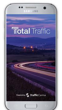 Total Traffic penulis hantaran