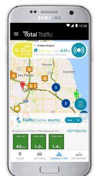 Total Traffic syot layar 3
