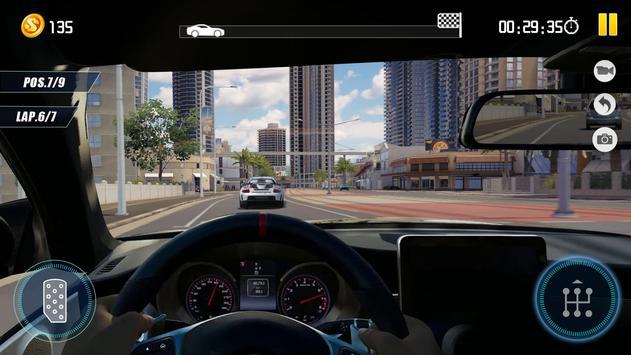 Traffic Driving Simulation screenshot 12