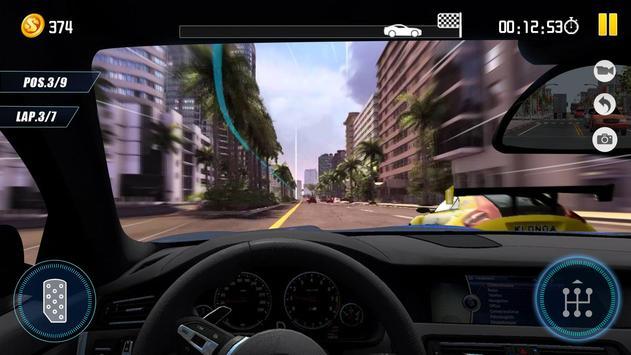 Traffic Driving Simulation screenshot 18