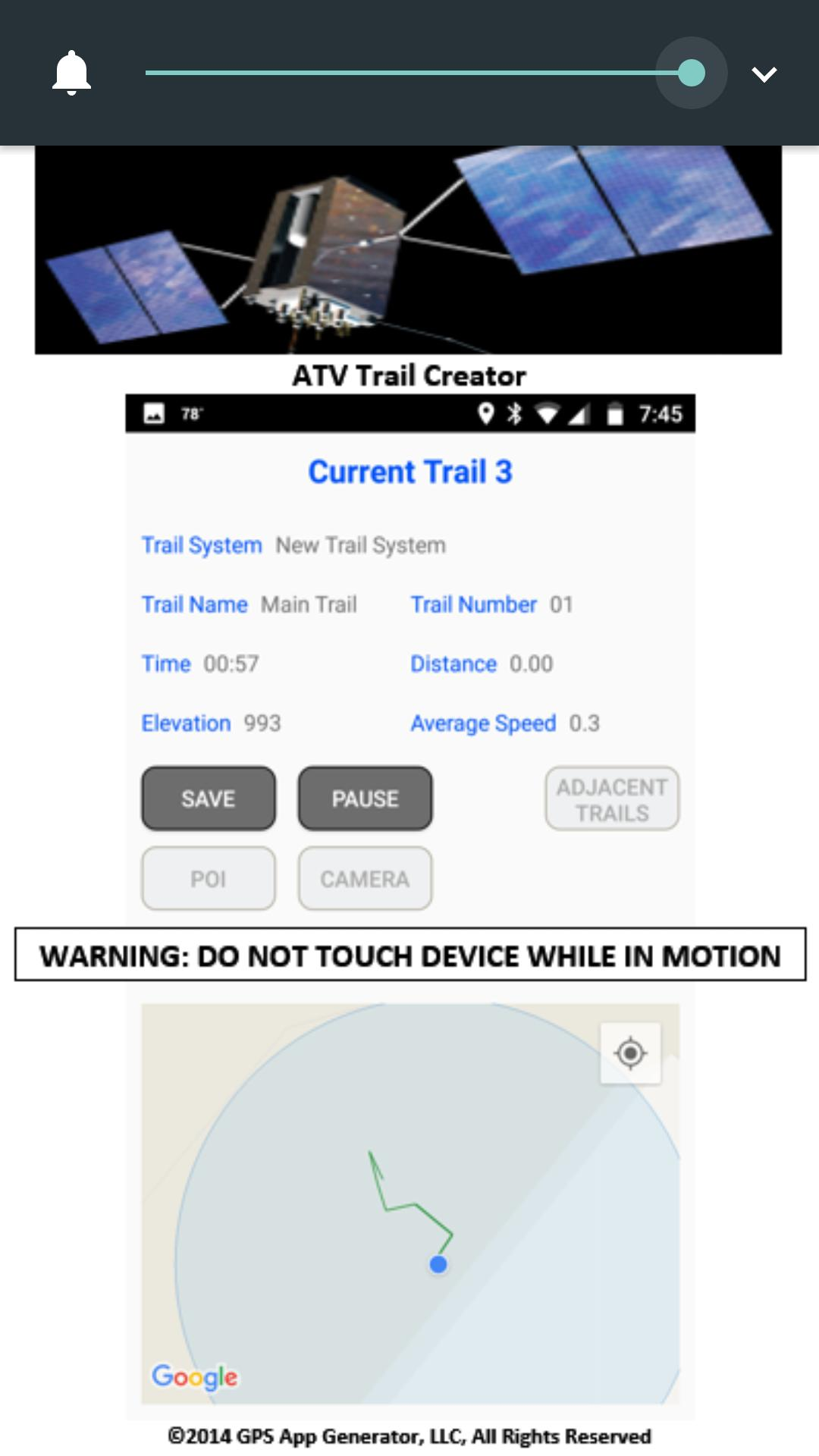 ATV Trail Creator for Android - APK Download