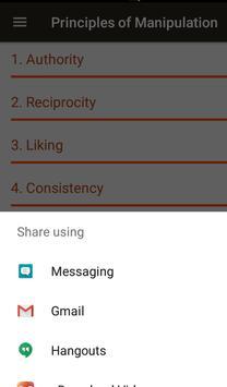 The 6 Principles of Manipulation screenshot 7