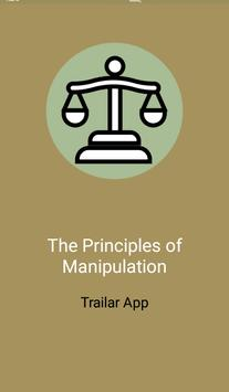 The 6 Principles of Manipulation poster