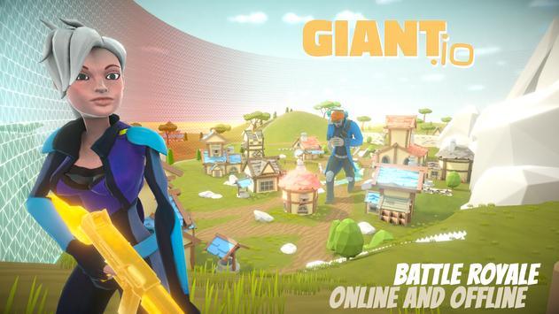 Giant.io poster