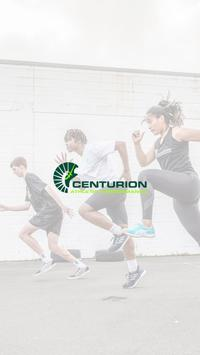 Centurion Athletic Performance poster