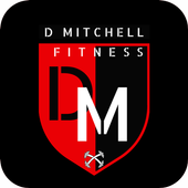 D Mitchell Fitness icon