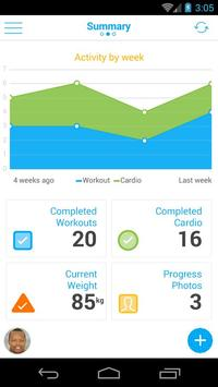 The Fit With Fabi App poster