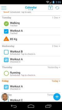 The Fit With Fabi App screenshot 2